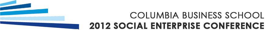 2012 Social Enterprise Conference